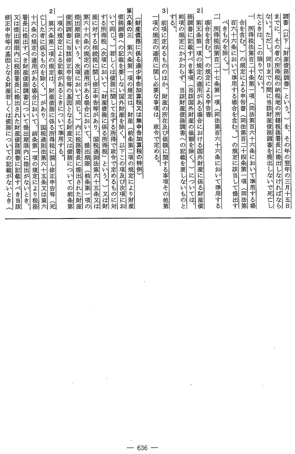 国外送金等調書法2/3